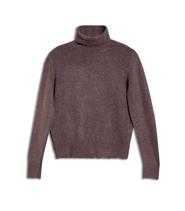 Who What Wear Women's Cozy Turtleneck Sweater