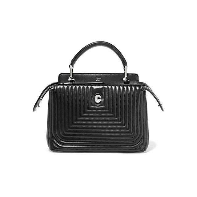 Fendi DotCom Click Quilted Bag