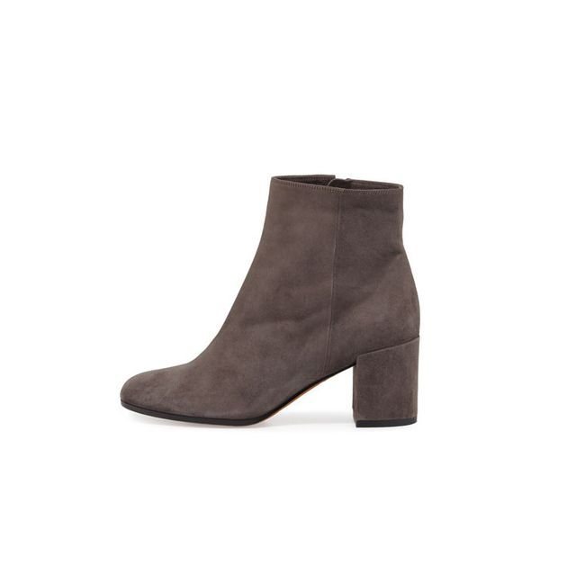 Vince Blakely Suede Ankle Boot