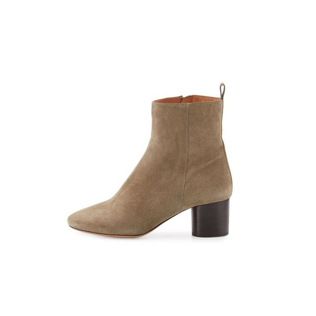 Isabel Marant Deyissa Suede Ankle Boot