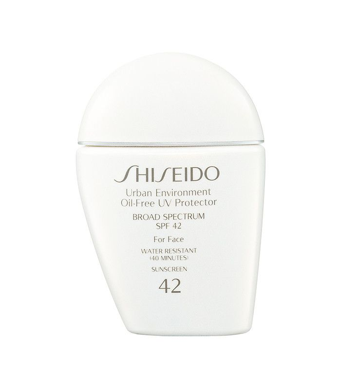 Urban Environment Oil-Free UV Protector Broad Spectrum SPF 42 for Face by Shiseido