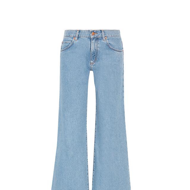 MiH Topanga Wide-Leg Jeans