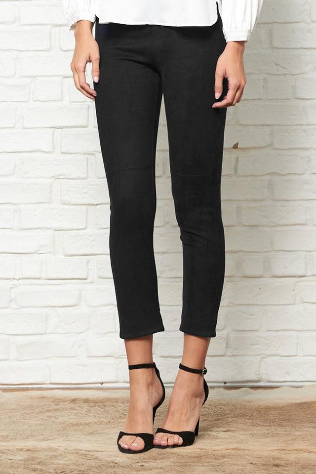 Gemma Mid-Rise Straight Leg Leggings