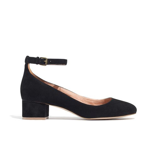 The Inez Ankle-Strap Shoes