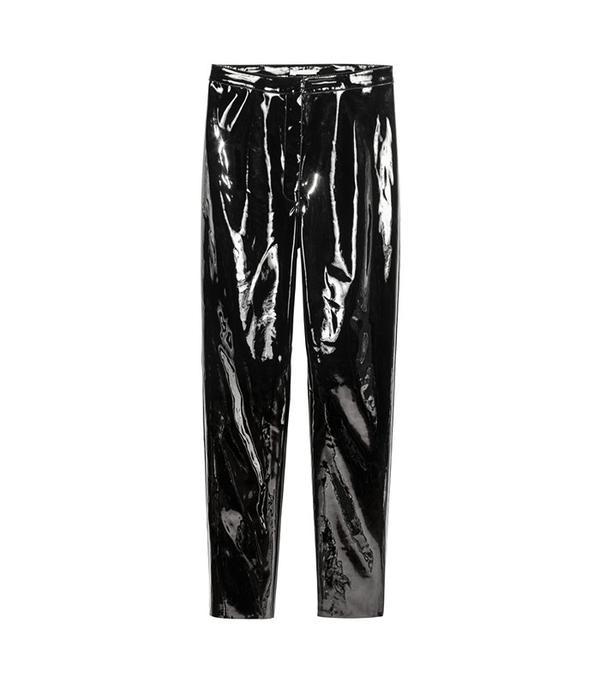 H&M Patent Pants