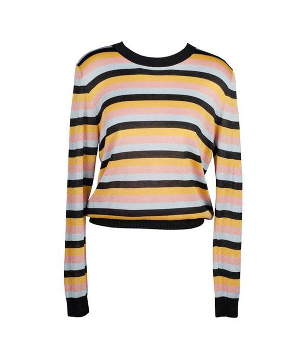 Lonely Label Rebel Sweater Stripe