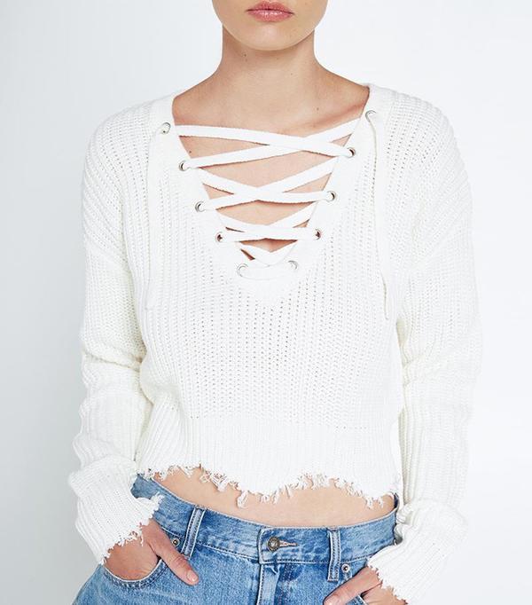 Bardot New Wave Sweater