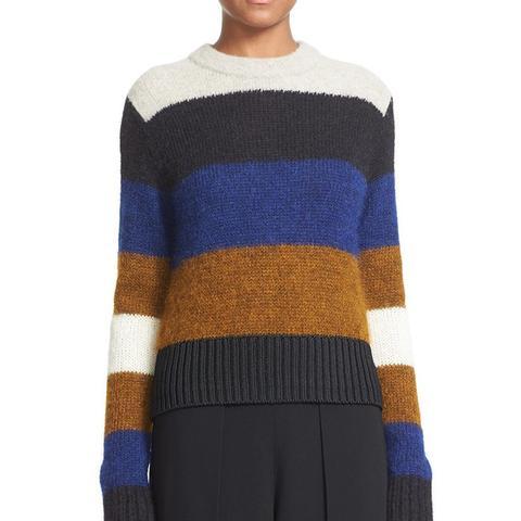 Britton Stripe Sweater