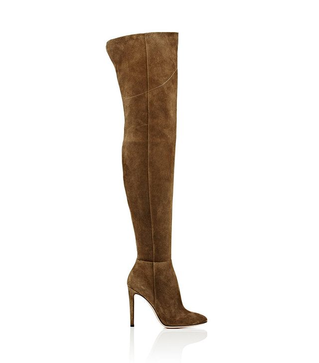 Gianvito Rossi Dree Cuissard Boots