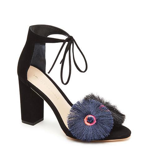 Virginia Ankle Tie Sandals