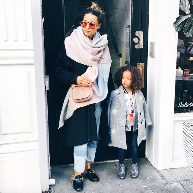 Got a kiddo who likes to flaunt their style? Try a printed coat and glittery boots.