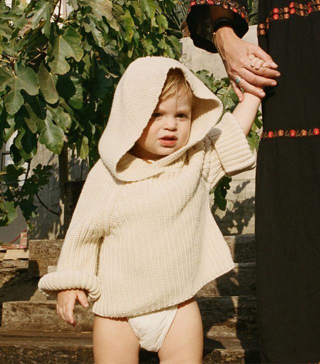 Yearling by Doen Tuku Mini Sweater