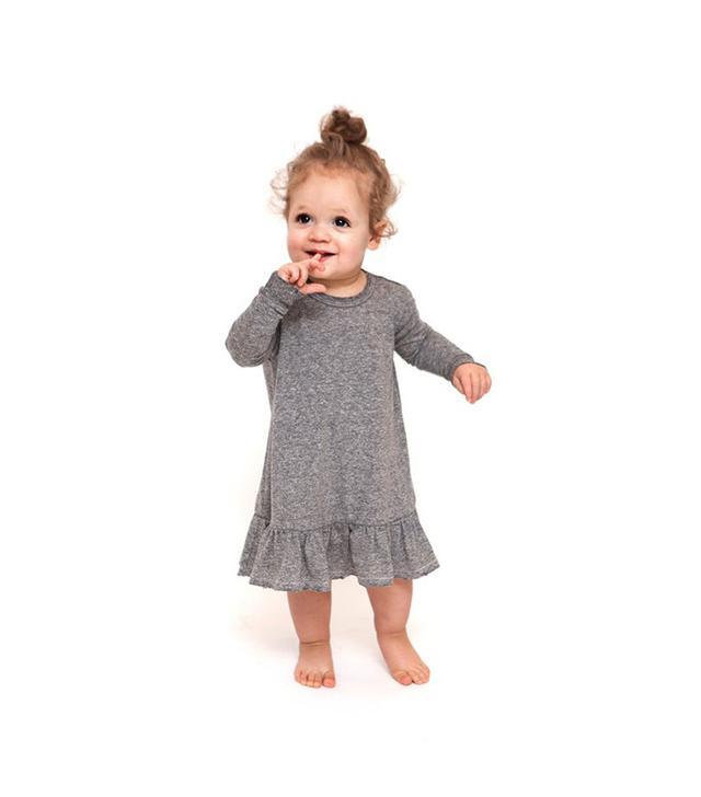 The Great Little Drop Ruffle Dress