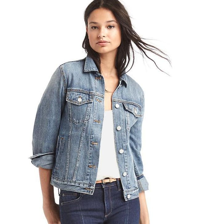 Gap 1969 Icon Stud Denim Jacket
