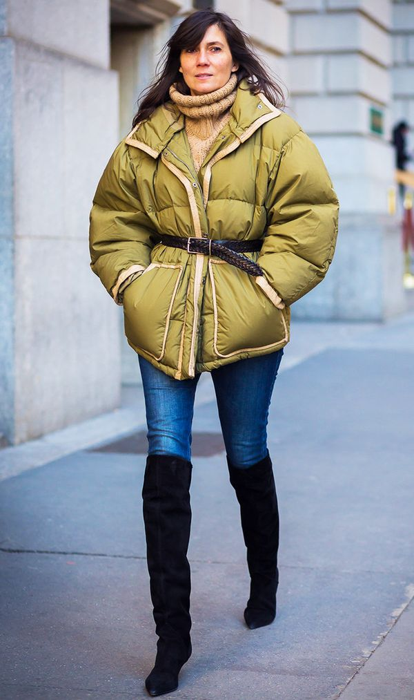 The Jacket: Puffer