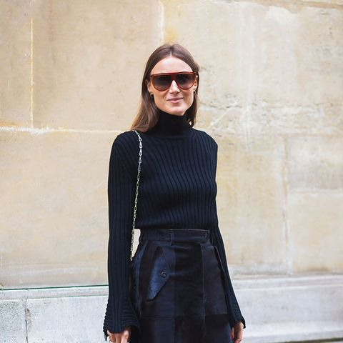 Every Way to Wear a Turtleneck This Season