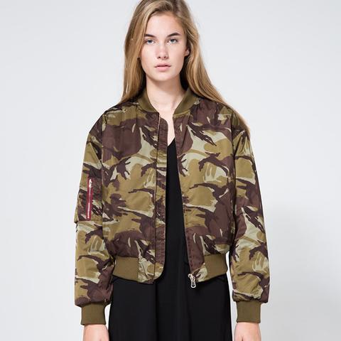 Greenwood Bomber Jacket