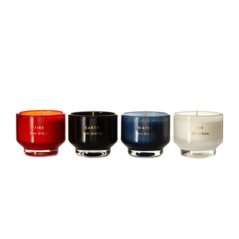 Elements Set of Four Scented Candles