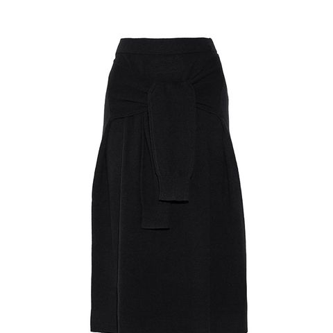 Knot Wool Skirt
