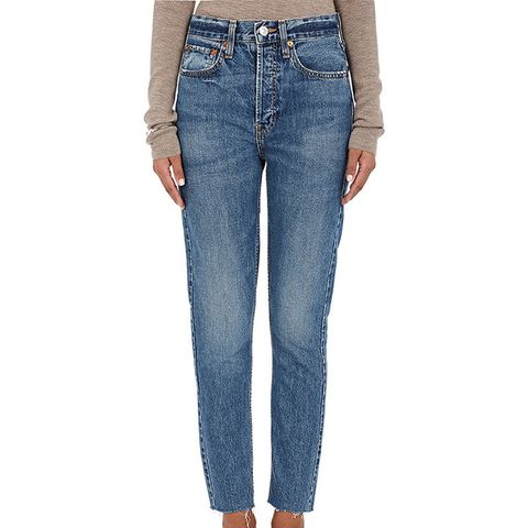 The High Rise Jeans