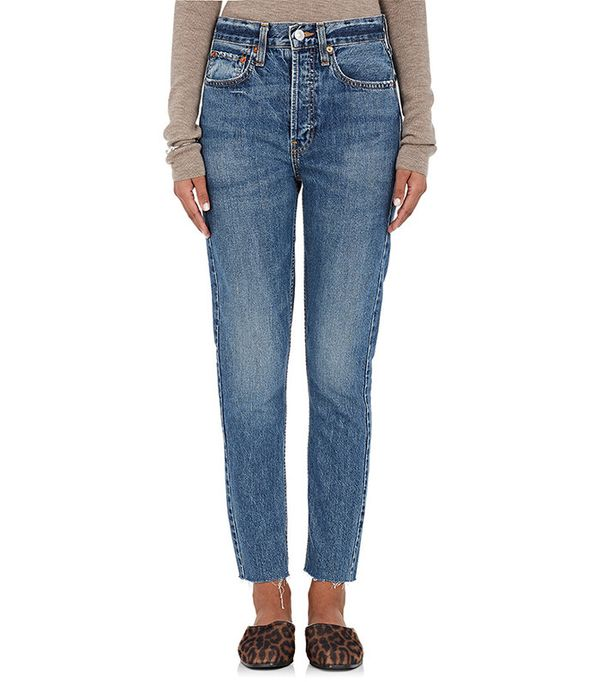Re/Done x Levi's The High Rise Jeans