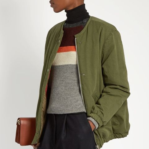 Celia Reersible Jacket