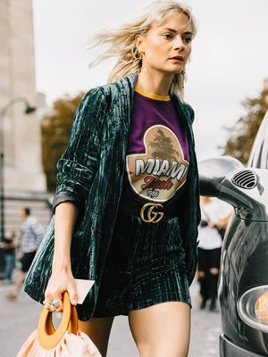 The Shirt Trend That Will Definitely Be Around in 2017