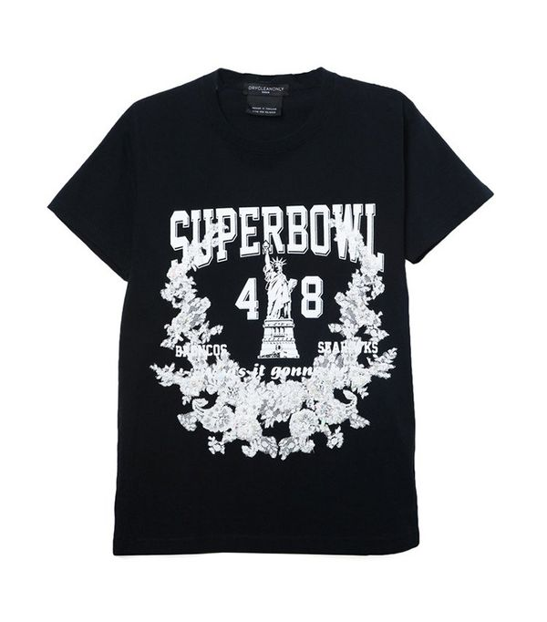 Dry Clean Only Superbowl Tee