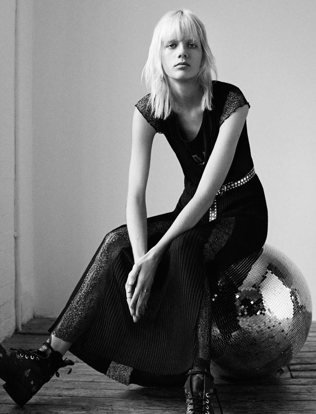 Zara Lace Dress($100)