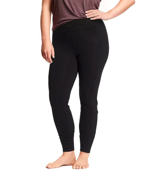 Old Navy Women's Plus Yoga Leggings