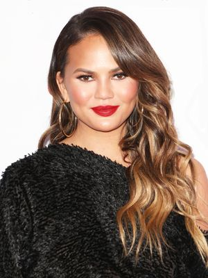 Chrissy Teigen Spills the Truth About Shedding Her Baby Weight