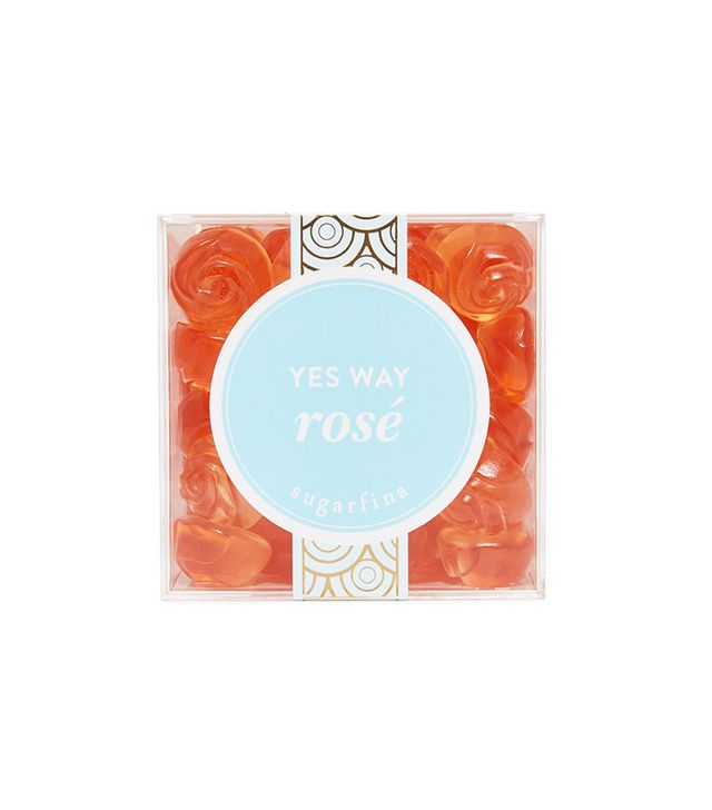 Sugarfina Yes Way, Rosé Roses Gummy Candy
