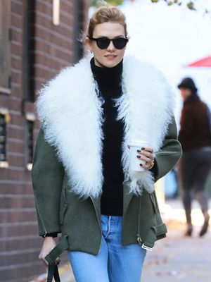 This Outerwear Style Gives You Instant Cool-Girl Vibes