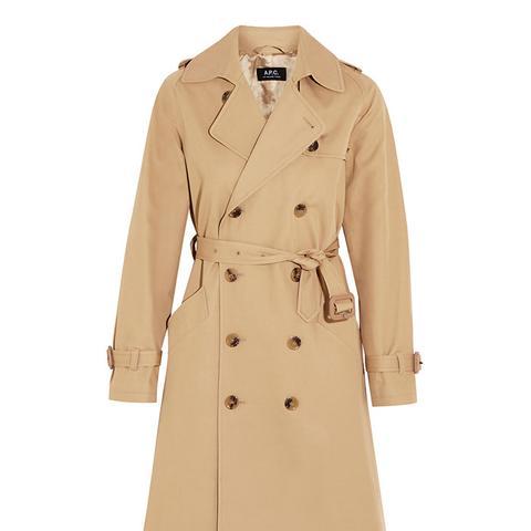 Barbara Trench Coat