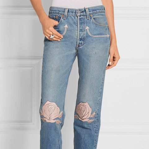 Song of the West Jeans