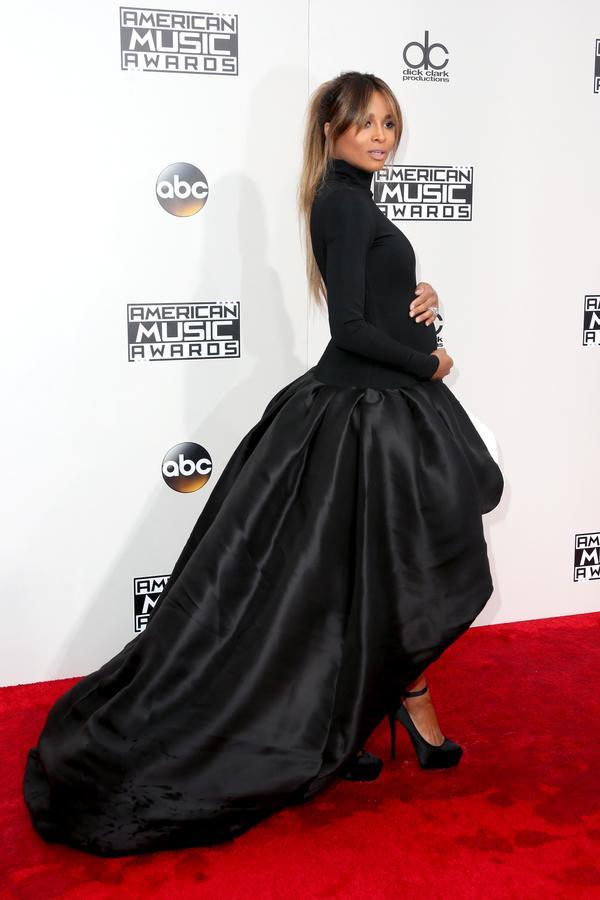 WHO: Ciara WHAT: Singer