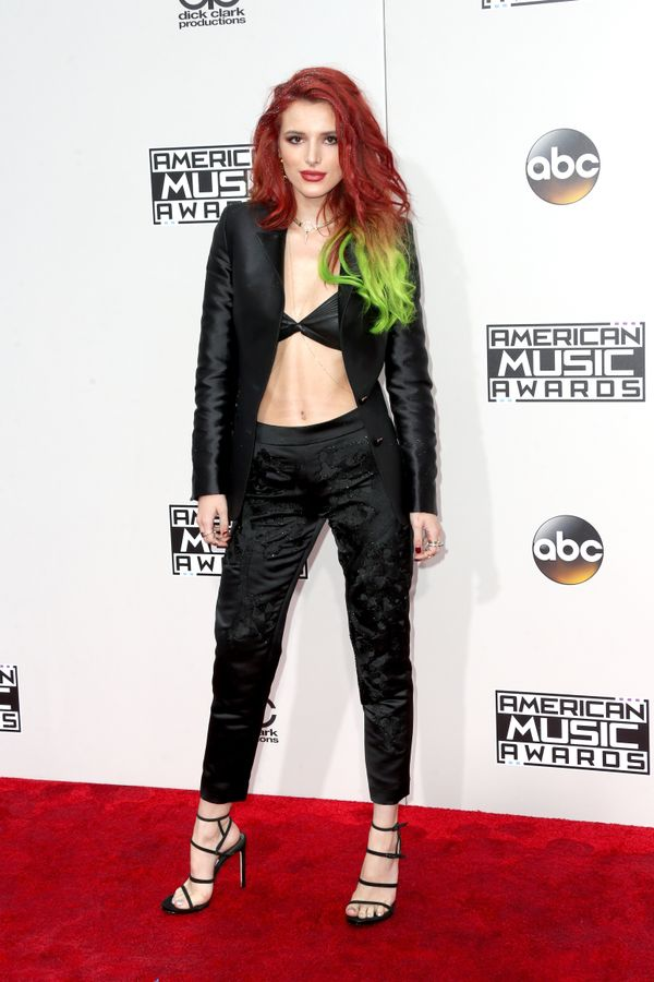 WHO: Bella Thorne WHAT: Actress
