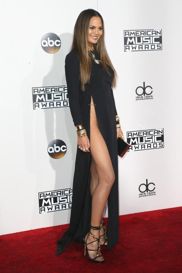 WHO: Chrissy Teigen WHAT: Model