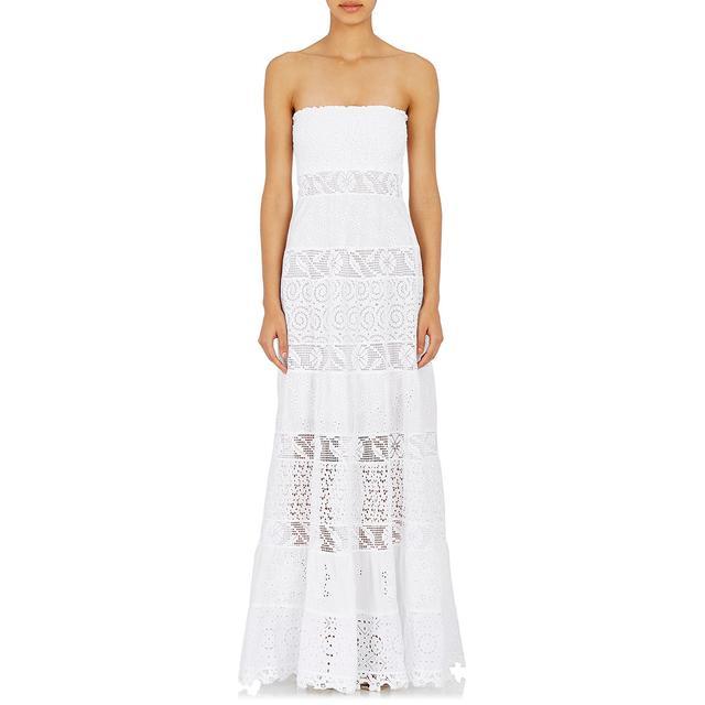 Temptation Positano Strapless Lace Dress