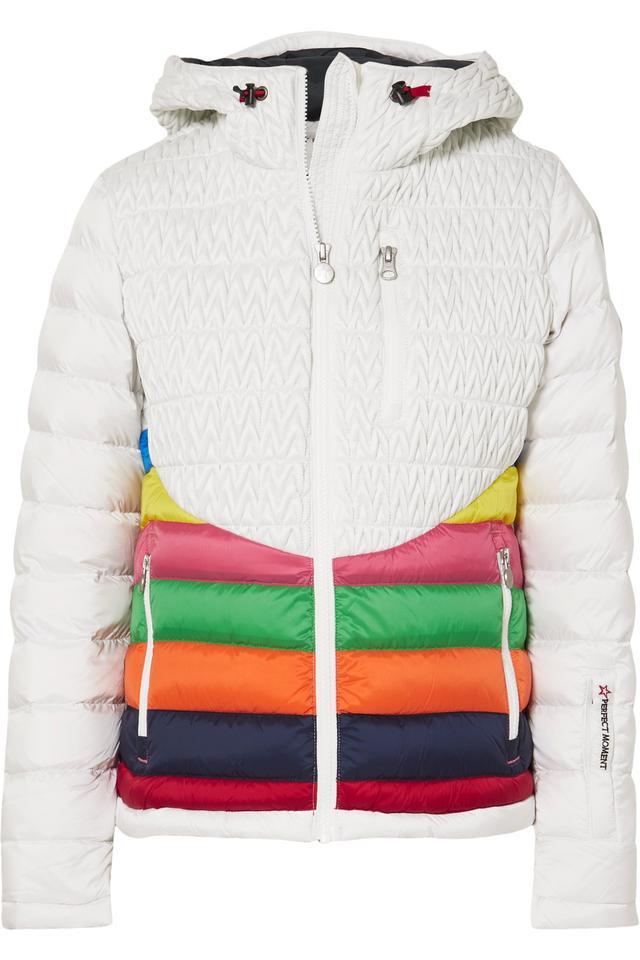 Vale Hooded Ski Jacket