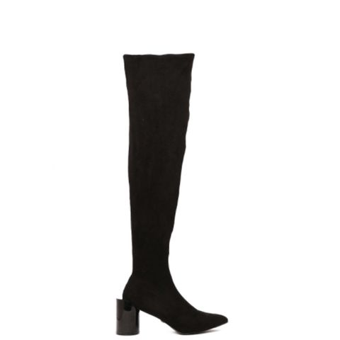 The Edge of Glory Thigh-High Boots