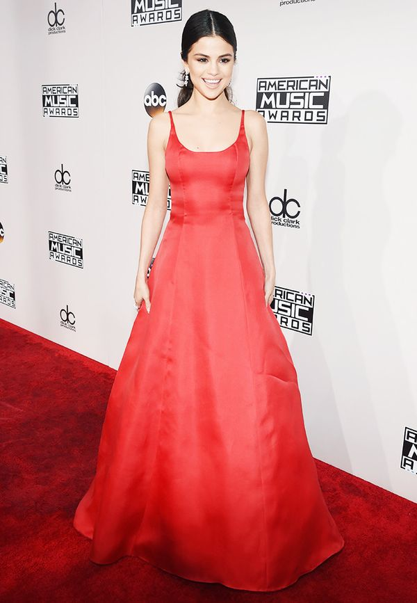 WHO: Selena Gomez