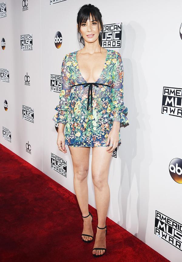 WHO: Olivia Munn