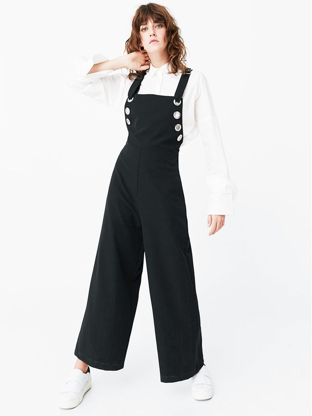 Mango Buckled Jumpsuit