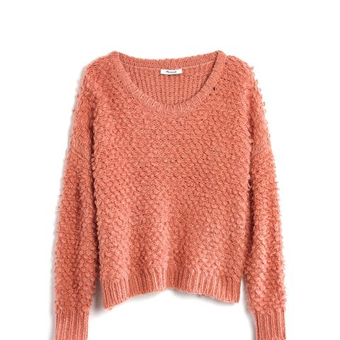 Popstitch Pullover Sweater