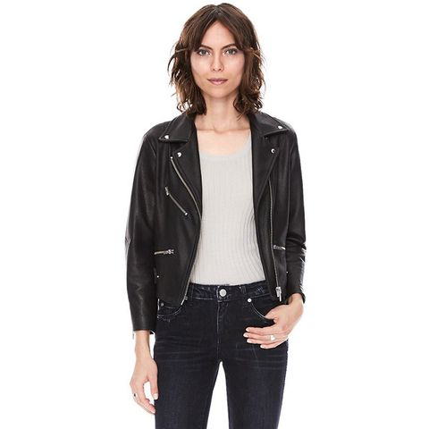 Grand Leather Jacket