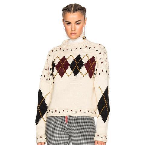 Glens Mods Knit Sweater