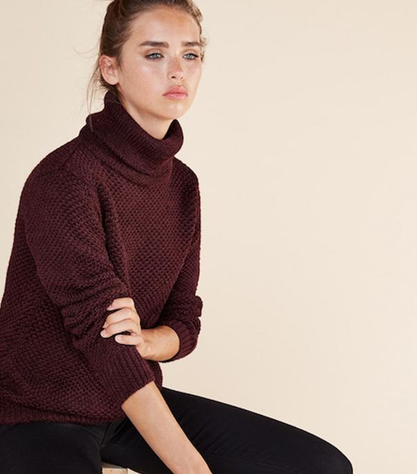 Reformation Nahui Alpaca Sweater