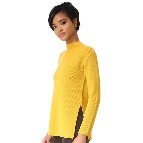 Anderson Side Split Sweater