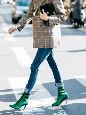 The 2017 Way to Wear Skinny Jeans (and Still Look Stylish)